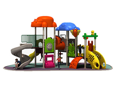 Plastic Kids Outdoor Play Equipment Australia DW-002