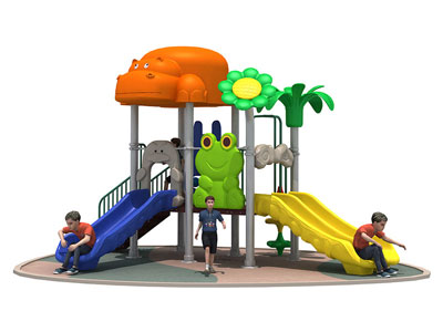 Pure Fun Home Playground Equipment Singapore DW-010