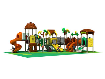 Factory Price Big Outdoor Preschool Play Equipment MTH-010