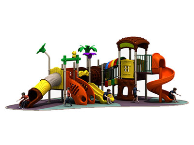 CE Certified Kids Outdoor Playground Equipment for Schools MTH-001