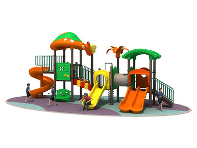 Free Design Children Playground Set for Community RY-004