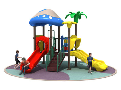 Cheap Small Playground Equipment for Primary Schools RY-006