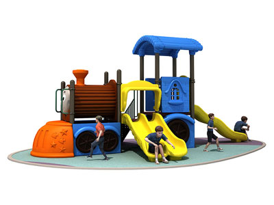 Small Backyard Play Equipment for Toddlers TMS-006