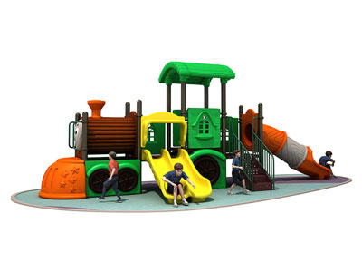 Hot Sale Cheap Kids Playground Set for Home TMS-007