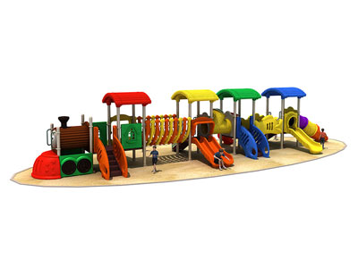 Commercial Park Play Equipment with Best Price TMS-008