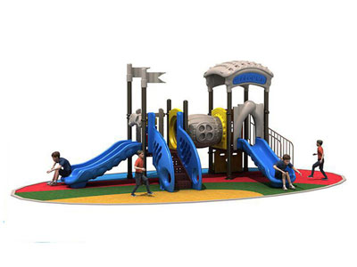 Used Commercial Playground Slides for Sale YFQH-001