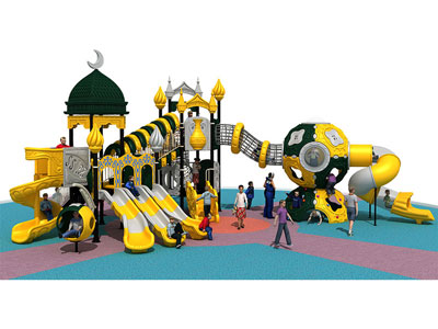 Commercial Playground Structures for Public Use ZHS-001