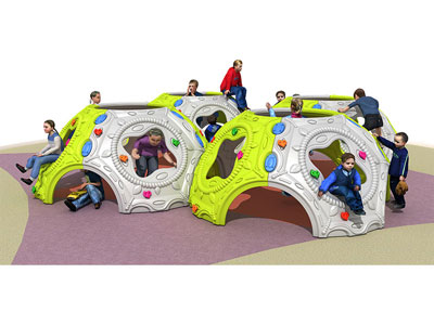 Outdoor Play Dome for Child Care Center ZHS-017