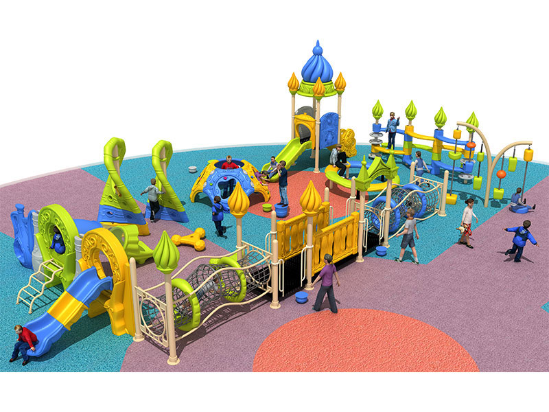 Safe Daycare Playground Equipment Canada ZHS-003