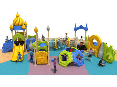 Public Park Playground Equipment Prices ZHS-004