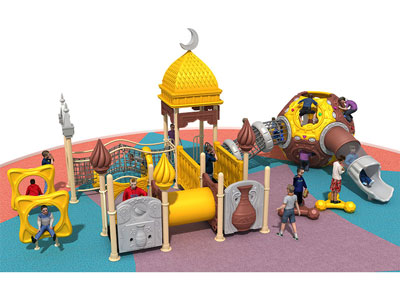 Outdoor Infant Playground Ideas ZHS-006