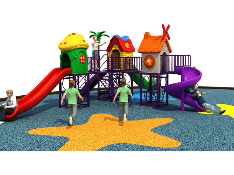 Cheap Galvanized Playground Equipment on Sale SJW-002