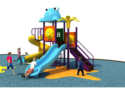 Factory Priced Small Backyard Play Structures for Sale SJW-027
