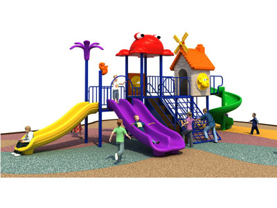 Outdoor Playground Equipment Manufacturers in China SJW-015