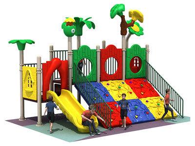 Cheap Playset for Small Yard for Kids MP-010