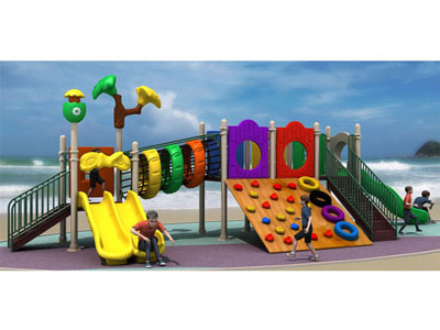 Kids Wooden Outdoor Play Equipment for Sale MP-012