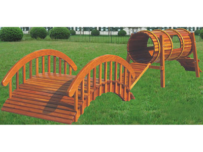 Outdoor Garden Playground Equipment for Primary School MP-032