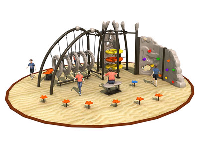 Outdoor Jungle Gym Equipment South Africa TP-001