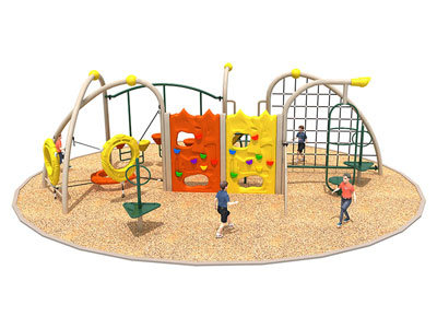 Hot Selling Backyard Climber for Kids TP-005