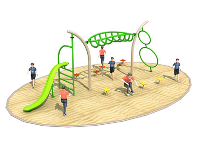 The Best Monkey Bars for Active Kids TP-008