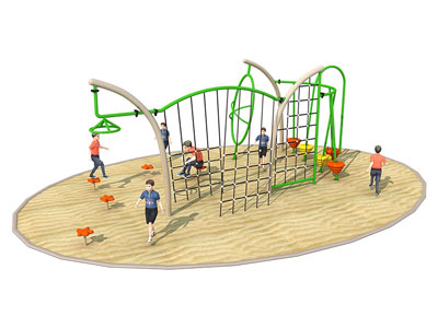 Commercial School Playground Monkey Bar TP-010