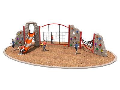 Outdoor Toddler Slides and Climbers Philippines LP-002