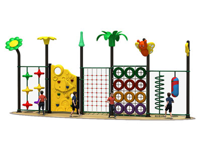 Outdoor Baby Climbing Gym for Schools LP-006