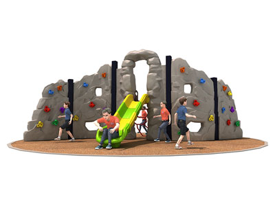 Cool Plastic Rock Climbing for Kids in Malaysia LP-008