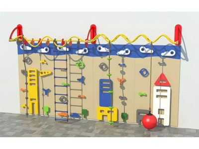 Hot Sale Indoor Climbing Gym for Toddlers PQ-009
