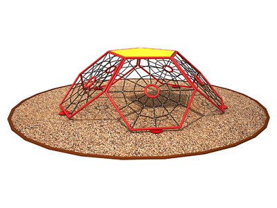 Children Outdoor Climbing Net for Sale ODCS-001
