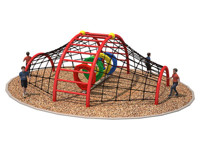 High Quality Backyard Climbing Structures for Kids ODCS-017