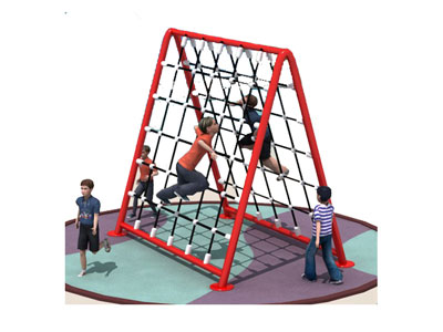 Freestanding Outdoor Playground Climbing Structures ODCS-018