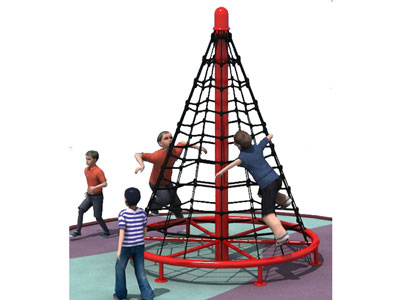 Outdoor Adventure Playground Climbing Frames ODCS-019