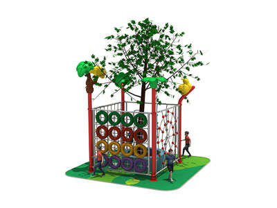Used Childrens Outdoor Playsets for Small Backyard PG-002