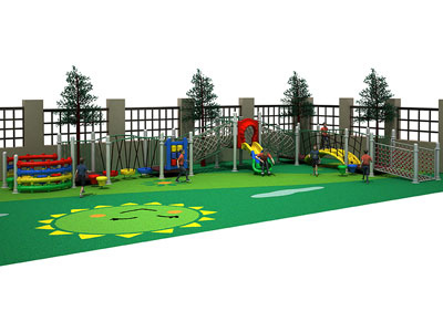 Best Fun Outdoor Play Area for Toddlers PG-005