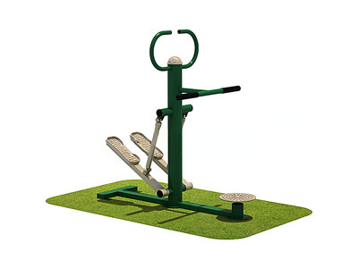 Cheap Outdoor Training Equipment Hip Twister and Stepper OF-012