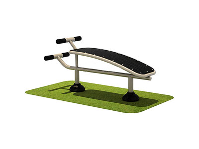 Outdoor Fitness Single Sit-up Board for Parks OF-005