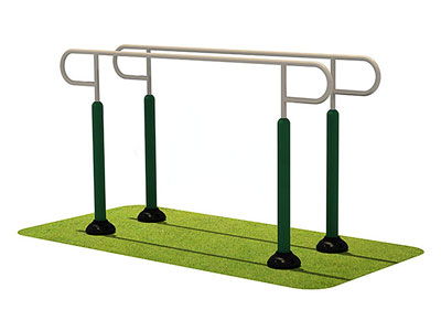Outdoor Calisthenics Equipment Parallel Bars for Body Building OF-030