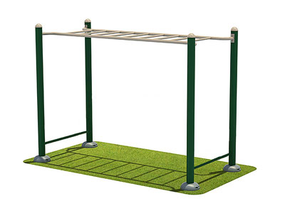 High Quality Street Workout Equipment Moneky Bar OF-039