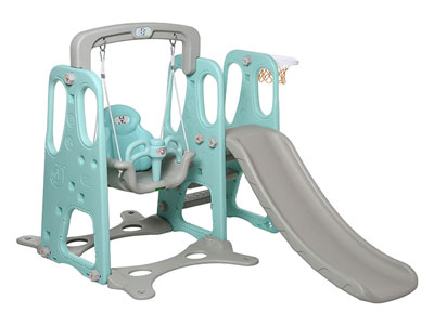 Indoor Swing and Slide Set for Toddlers SH-004