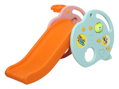 Small Plastic Indoor Slide for Kids SH-001