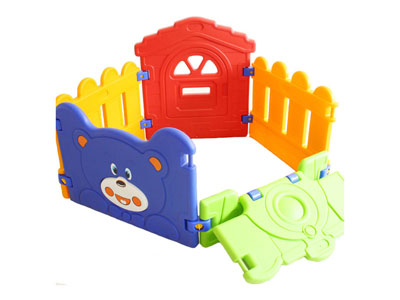 Small Plastic Toddler Playpen for Kindergarten BP-001