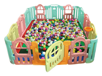 Safe Baby Play Yard for Day Care Centre BP-004