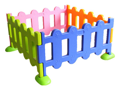 Plastic Baby Play Gate for Home and School BP-008