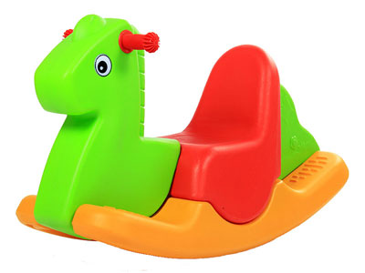 Indoor Plastic Rocking Horse for Toddlers RH-016