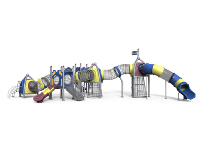 Newest Childrens Outdoor Playset for Parks MH-006