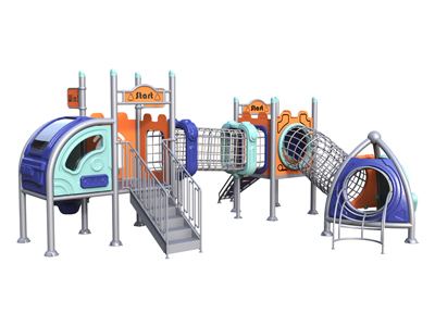 Affordable Commercial Play Equipment for Children MH-012