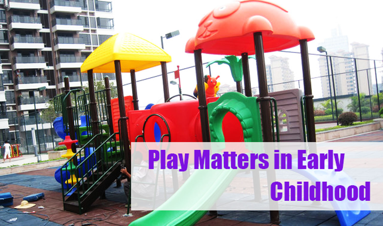 Outside Play Equipment for Preschoolers