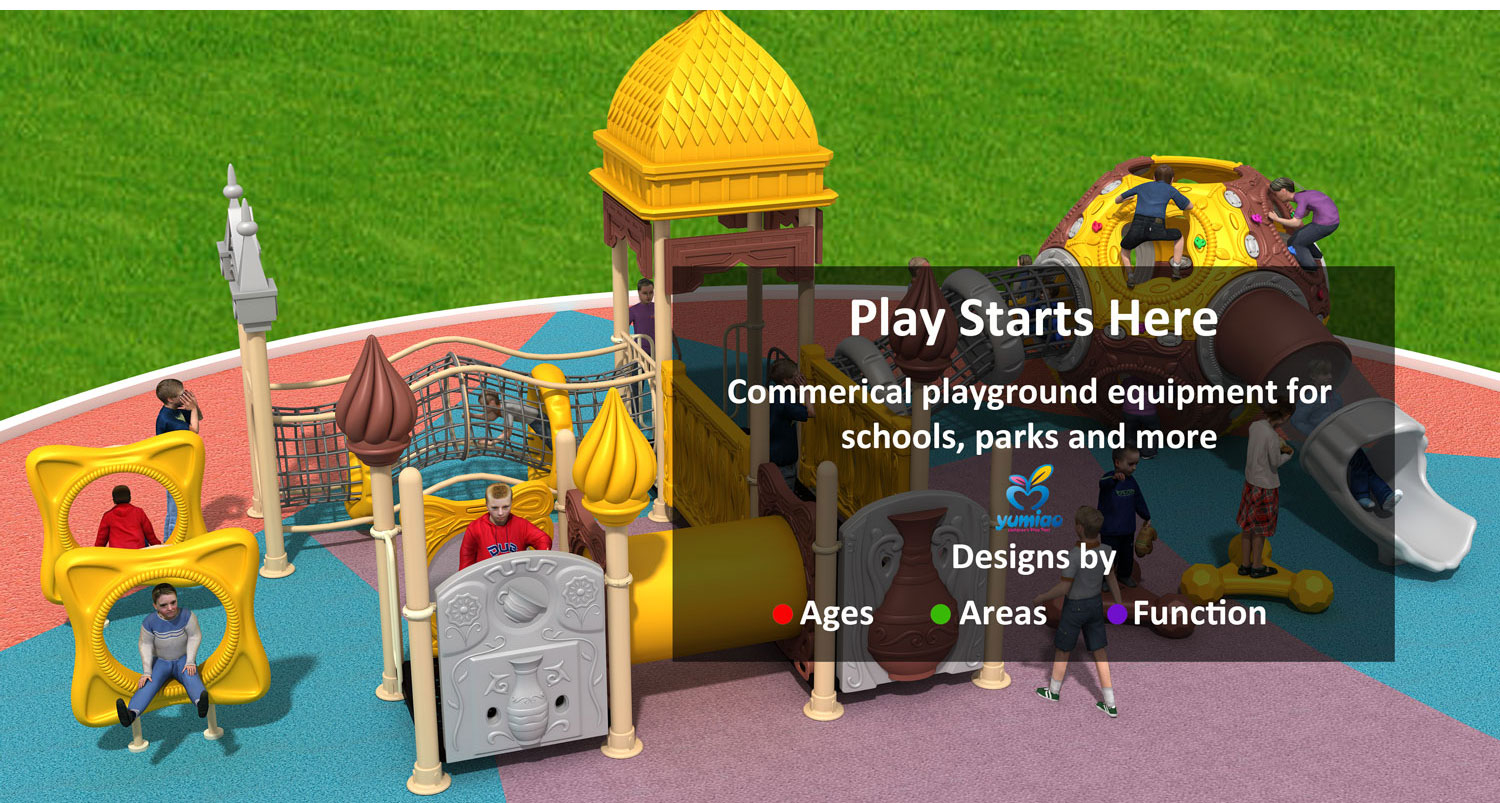 2018 New Kids Outside Playground for Parks