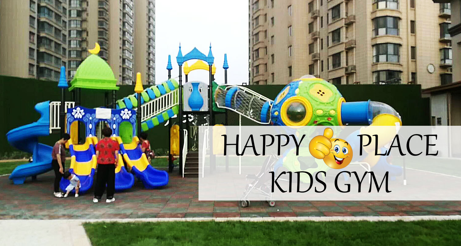 Kids Outdoor Castle Playground for Parks